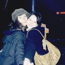 Власова Мария и я в Красноярске. Давно не виделись.