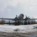 2012 год. памятник полярной авиации