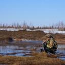 2010 год. охота, 30 минут ходьбы на север от г.Игарка