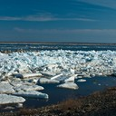 2012 год. ледоход, Стела