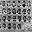 10 б класс Школы №9 г.Игарка. 1980-1981 г.