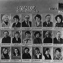 Учительский состав Школы №9 г.Игарка. 1980-1981 г.