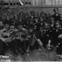 """в/с лагерь """"Факел"""" Игарка, июнь 1976 г."""