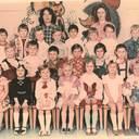 """Детский сад """"Сказка"""". Подготовительная группа """"Б"""". 1985 г."""