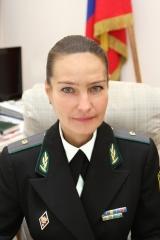 Фото главного судебного пристава Красноярского края Е.Е. Ловандо